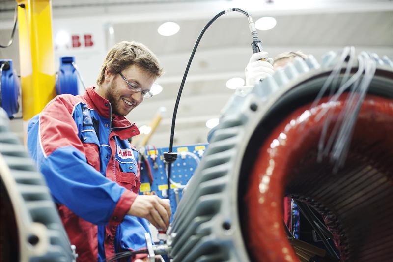 ABB Motors and Generators, Vaasa