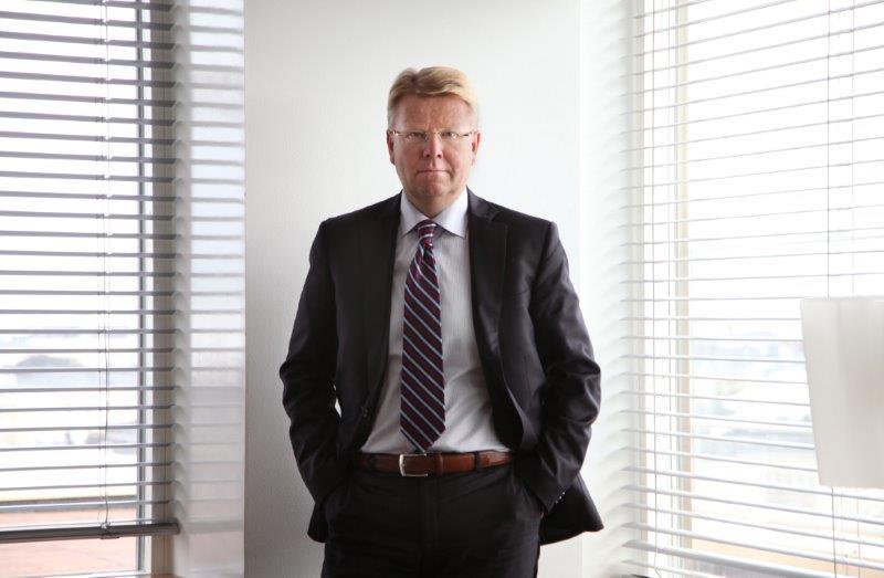 EK:n toimitusjohtaja Jyri Häkämies