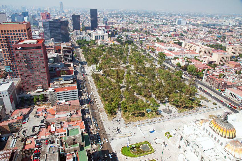 Suomen delegaatio osallistui Mexico cityssä järjestettyyn huippukokoukseen kehitysyhteistyöministeri Pekka Haaviston johdolla.
