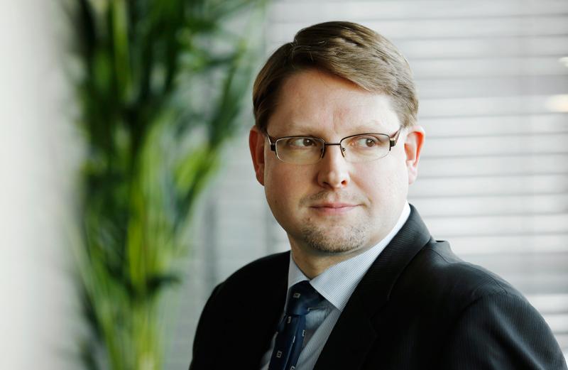 Mikael Ohlström