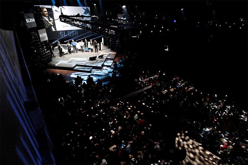 Vuoden 2013 Slush-tapahtumassa vieraili 7000 osallistujaa. Tänä vuonna paikalle odotetaan yli 13 000 ihmistä.