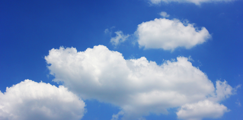 taivas, pilvet