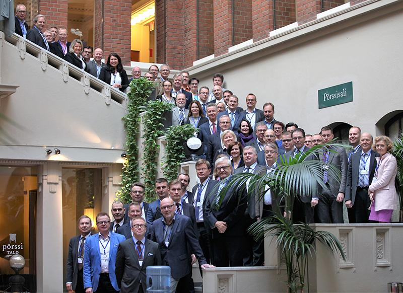 EK:n Yrittäjävaltuuskunta, syksy 2016